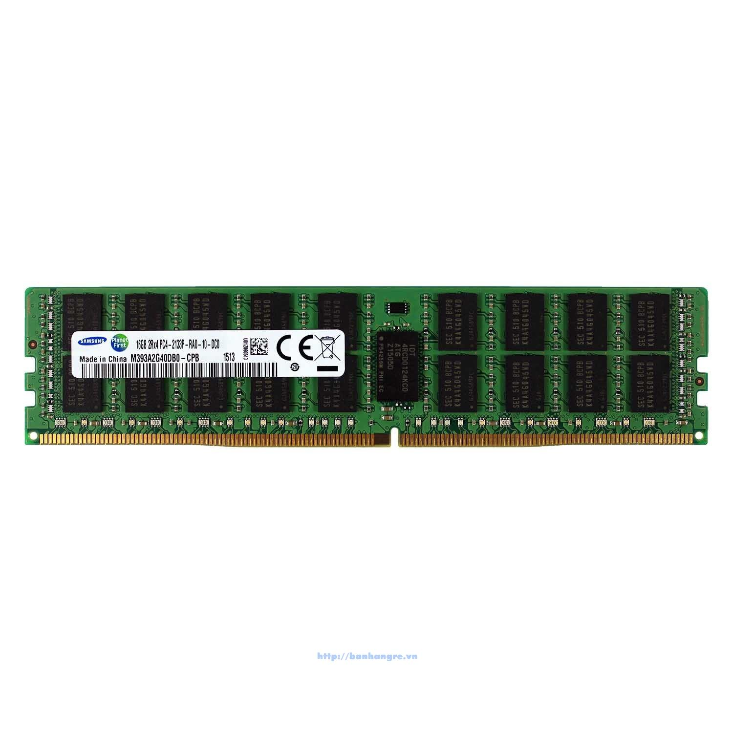 RAM PC4-2133P Registered ECC 16GB