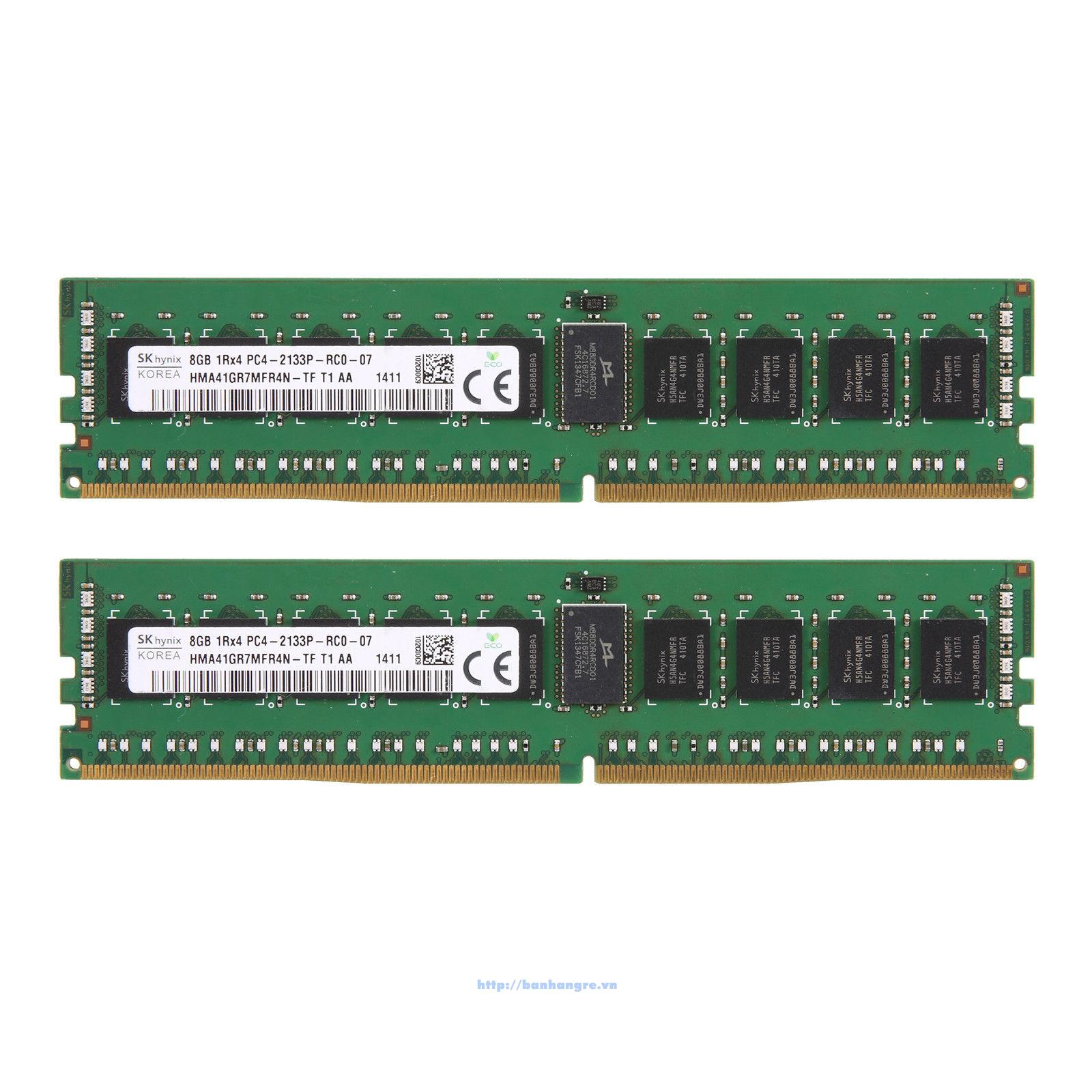 RAM PC4-2133P Registered ECC 8GB