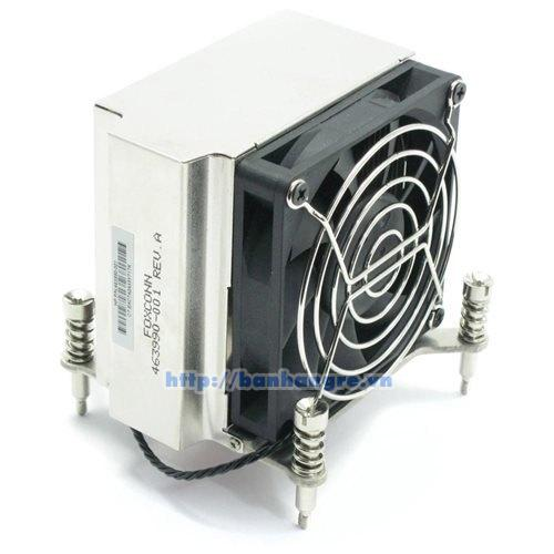 HP Z600 Z800 Workstation Heatsink & Fan Assembly 463990-001.